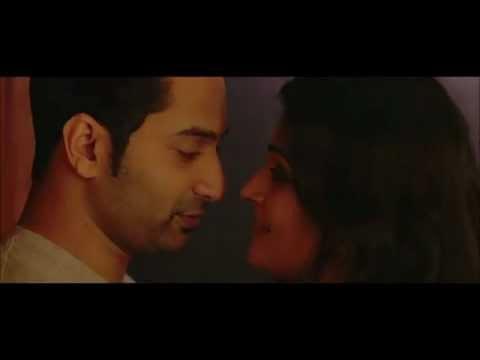 Malayalam Movie Kissing Scene