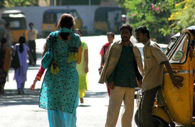 Kerala malayali college girl in restaurant - 1 part 9