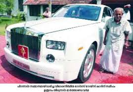 16 Rolls-Royce Cars From Kerala